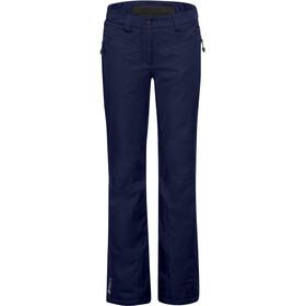 Maier Sports Ronka Pantalones de esquí Stretch mTex Mujer, azul